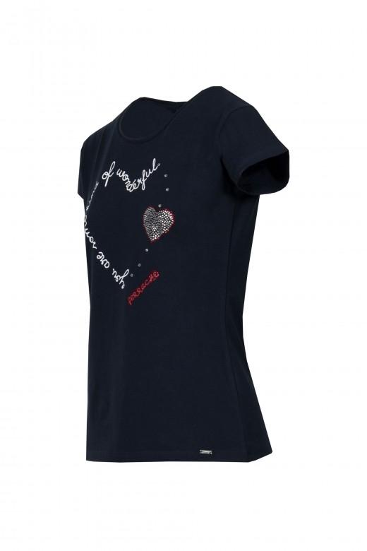 Camiseta estampada wonderful