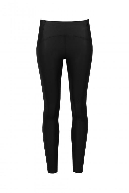 Medium waist skin effect legging