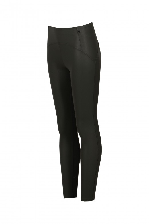 Medium waist skin effect legging