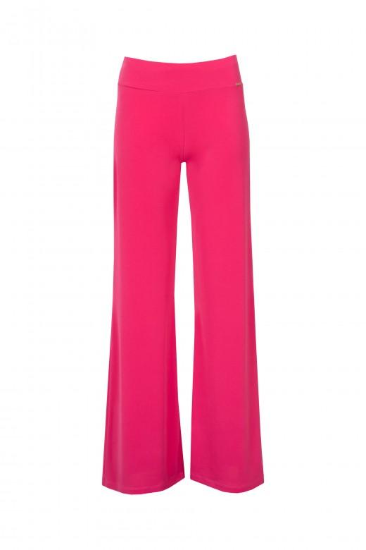 Pantalón ancho básico