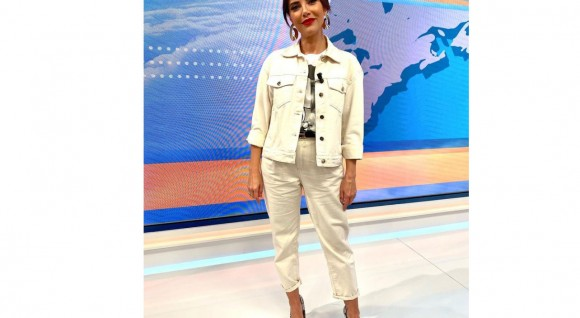 IVA DOMINGUES EM LOOK TOTAL FERRACHE