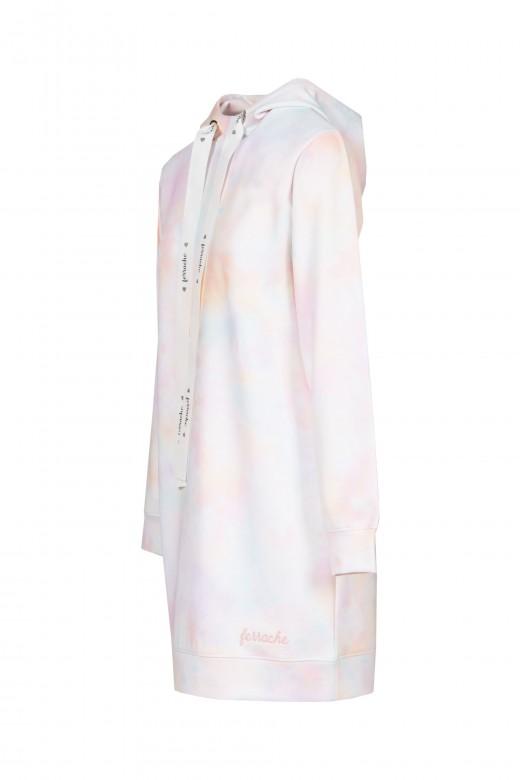 Custom ribbon mesh sport dress