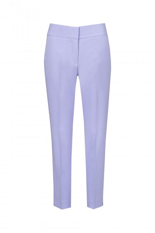 Pantalón pitillo cintura elástica
