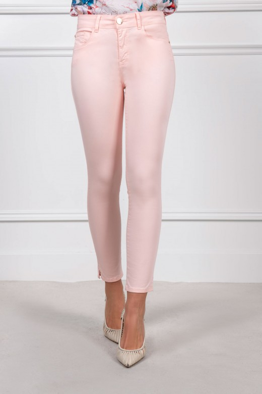 Medium waisted skinny pants
