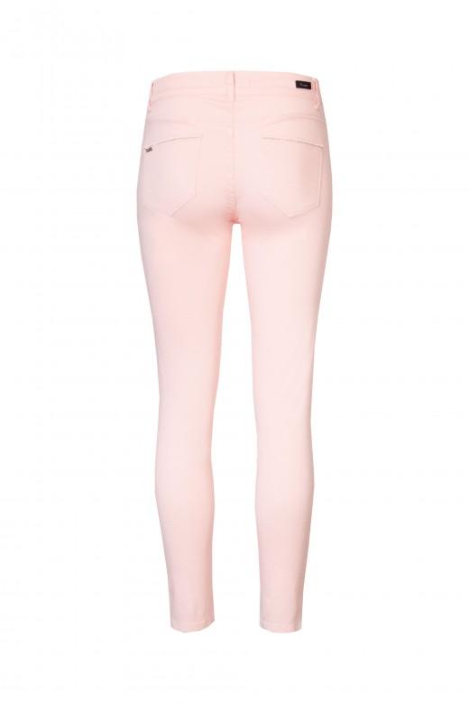 Pantalón pitillo de cintura media