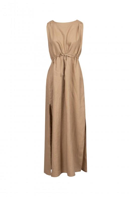 Vestido de lino
