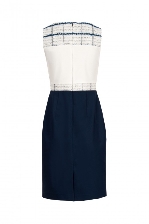 Chanel tube dress