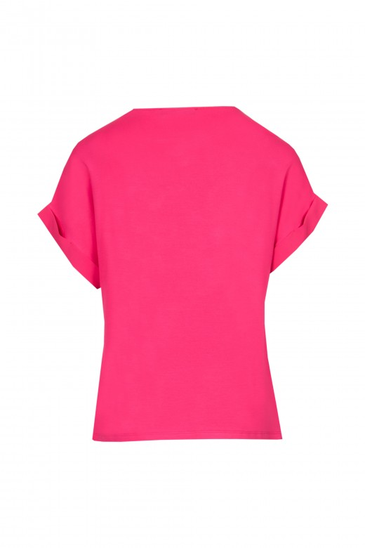Basic short sleeve tunic