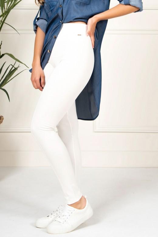 Basic plain leggings
