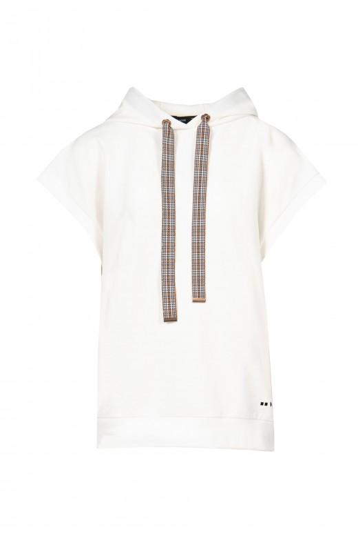 Sweater ombro descaido