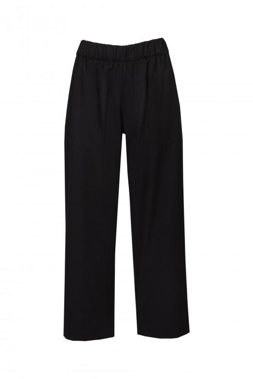 Pantalón culotte gomas elástico