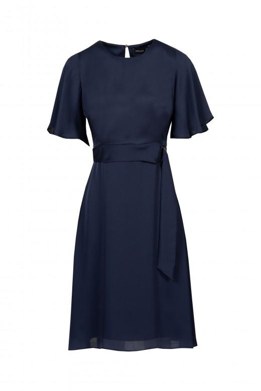 Satin dress