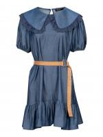 Xl collar dress