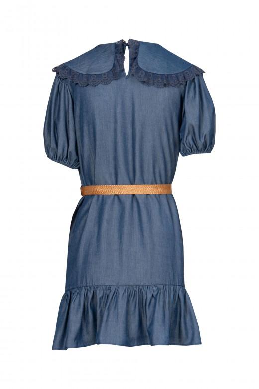 Vestido de cuello xl