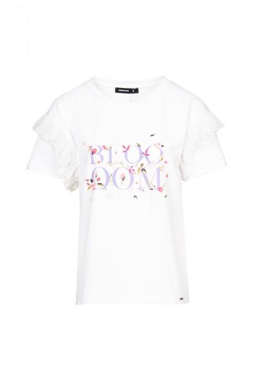 T-shirt bloom