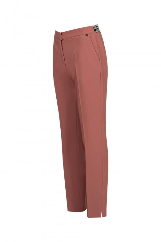 Pantalon avec ceinture personnalisée