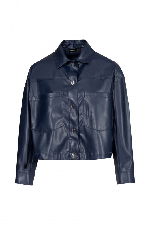 Short napa jacket