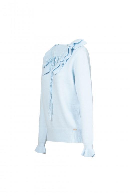 Knitted sweatshirt 91211