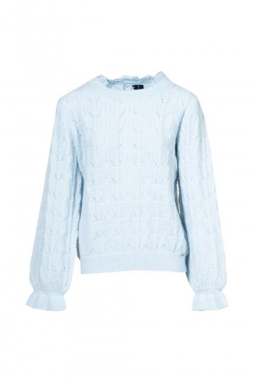 Knitted sweatshirt  91212