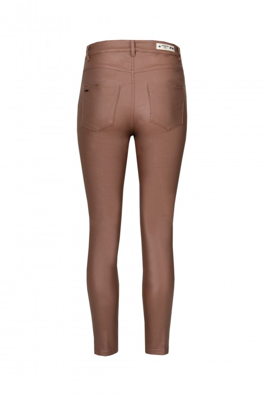Nappa pants