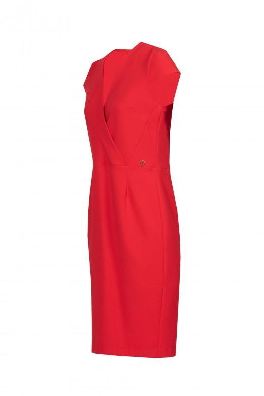 Tight cut dress