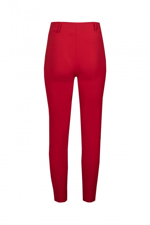 Zip tight pants