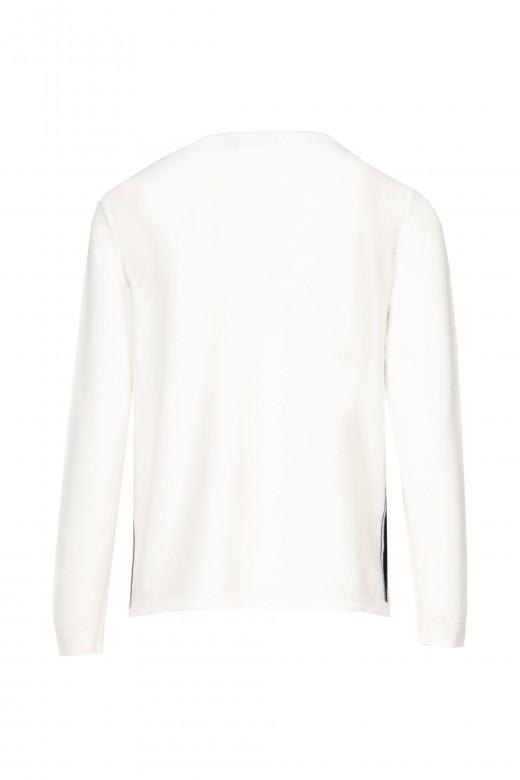 Knit coat 91227